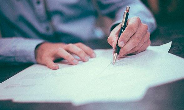 Comment rédiger son message de départ d'une entreprise ?